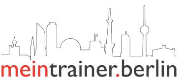 meintrainer.berlin - Gregor Löffler -  Personal Training Berlin